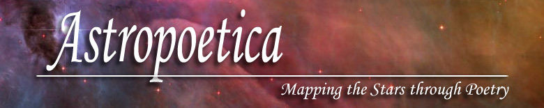 Astropoetica: Mapping the Stars through Poetry